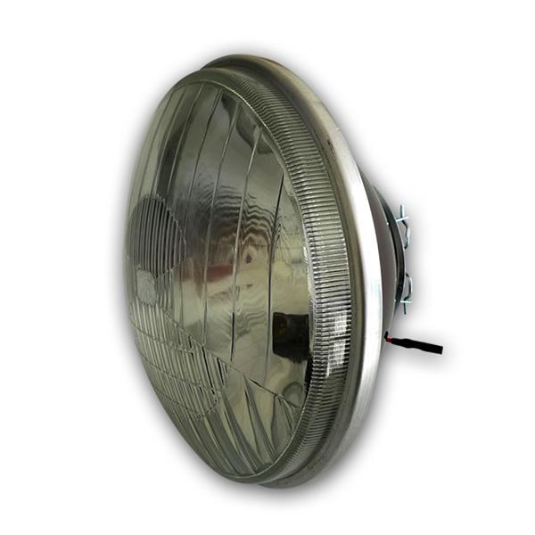 optique rond pour 2cv nouveau mod u00e8le avec veilleuse - code europ u00e9en