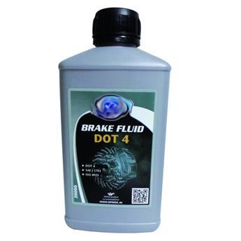 Bidon liquide de Frein 500 ml Lockheed