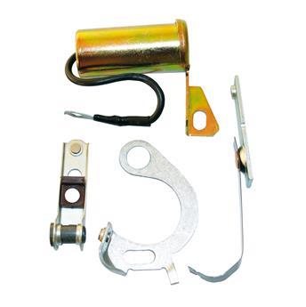Rupteur - condensateur 12 Volts Ducellier Origine