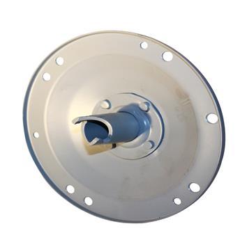 Poulie ventilateur 2CV6