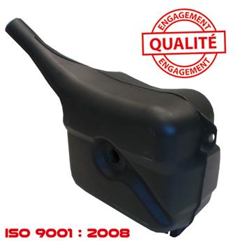 Réservoir plastique 25L Neuf - Norme ISO  9001 : 2008