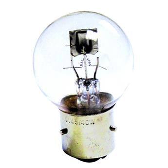 Ampoule Code-phare 6 Volts Jaune