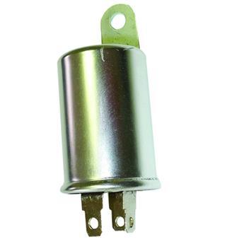 Centrale clignotante Cylindrique Alu QUALITE SUPERIEURE