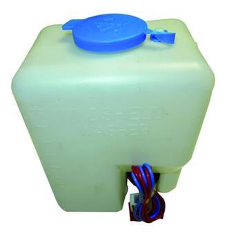 Pompe de lave-glace avec bocal adaptable