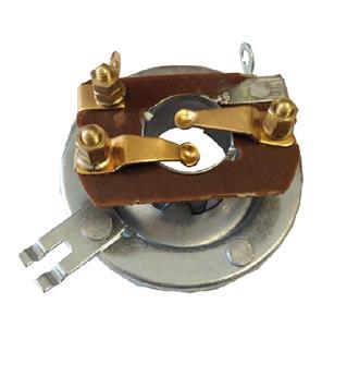 Support d'ampoule 3 ergots ancien modèle