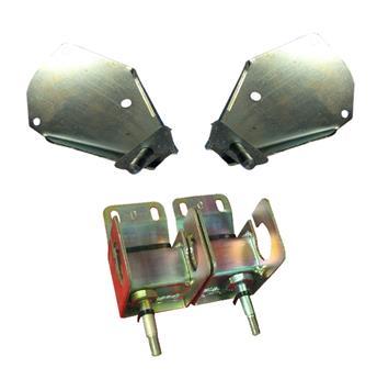 Kit d´amortisseur ancien modèle + plaques de supports d´amortisseurs