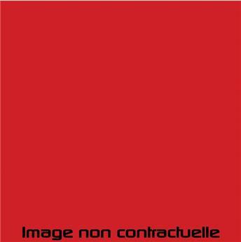Peinture Rouge Cinabre pour 2CV 1967 - AC 402