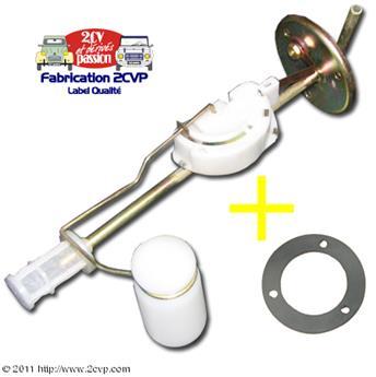 Jauge à essence 12 Volts + Joint 2CVP