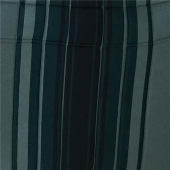 Siège AVANT GAUCHE Symétrique Tissu VERT RAYE