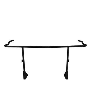 Armature supérieure de calandre noire pour MEHARI