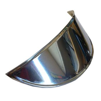Casquette de phare chromée x1 pour 2CV