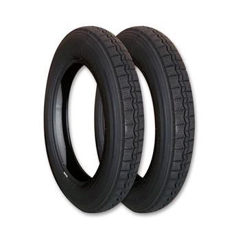 Lot 2 pneus MICHELIN ZX 135/15
