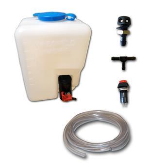 Pompe de lave glace + interrupteur + té + tuyau et gicleur plastique
