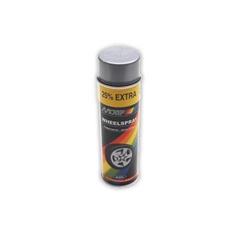 Bombe de peinture pour jantes Argent 500 ml