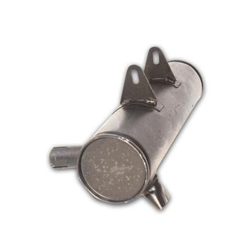 Silencieux secondaire pour 2CV 1950  -> 11/1963