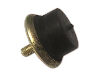 Butée de bras ronde AV Mehari - Longueur 20mm