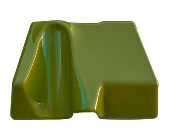 Cache comodo du tableau de bord Vert Montana nouveau modèle pour Méhari
