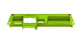 Tableau de bord Vert Tibesti nouveau modèle pour Méhari