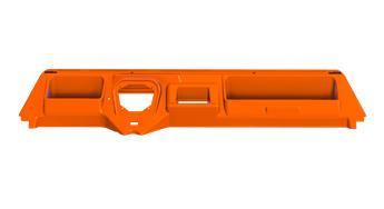 Tableau de bord Orange Kirchiz ancien modèle pour Méhari