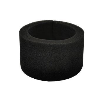 Mousse de filtre à air pour boîtier métal